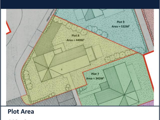 4 Bedroom Land For Sale In Plot 8, Green View Lodge, Hamsterley On Boomin