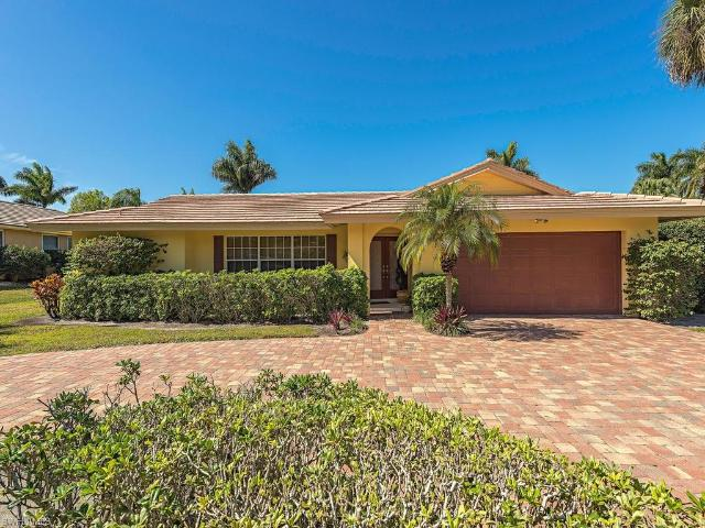 4 Bedroom Luxury Detached House For Sale In 3131 Regatta Road, Naples, Collier County, Flo...
