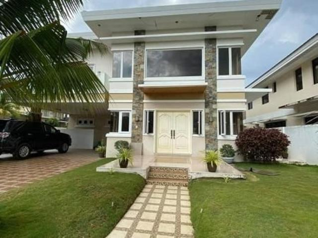 4 Bedroom Spacious House And Lot In An Exclusive And High End Subdivision In Liloan, Cebu