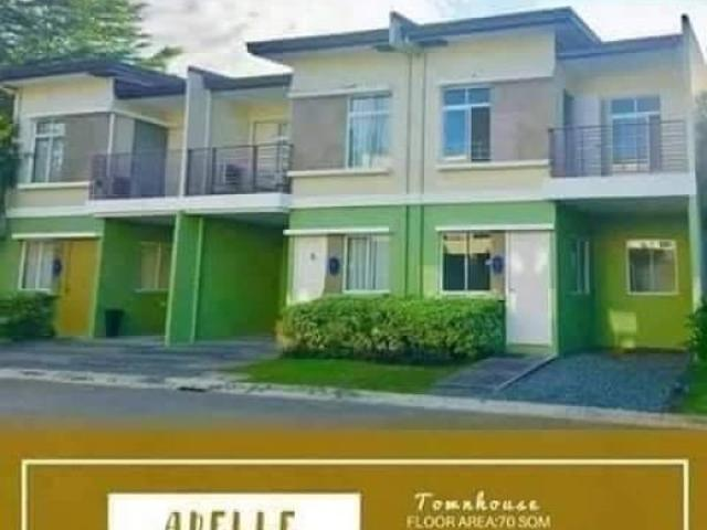 4 Bedroom Townhouse For Sale In Alapan I A, Cavite