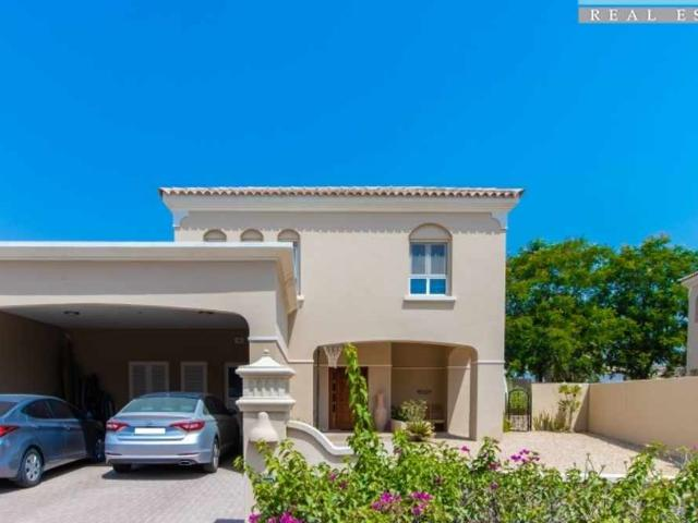 4 Bedroom Villa With Maid's Room Gated Community