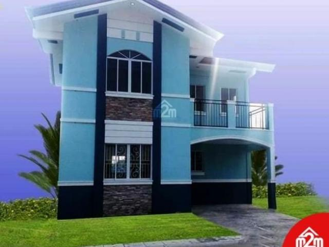 4 Bedroomstwo Storey Single Detach Ed House & Lot For Sale