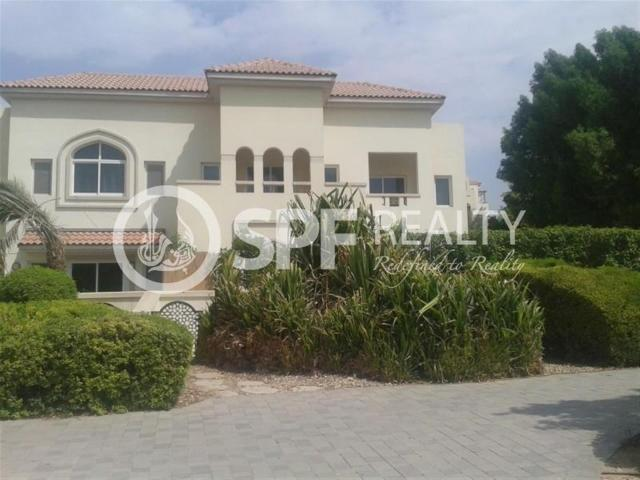 4 Beds Townhouse In Al Badia Residence Dfc Aed 7,500,000