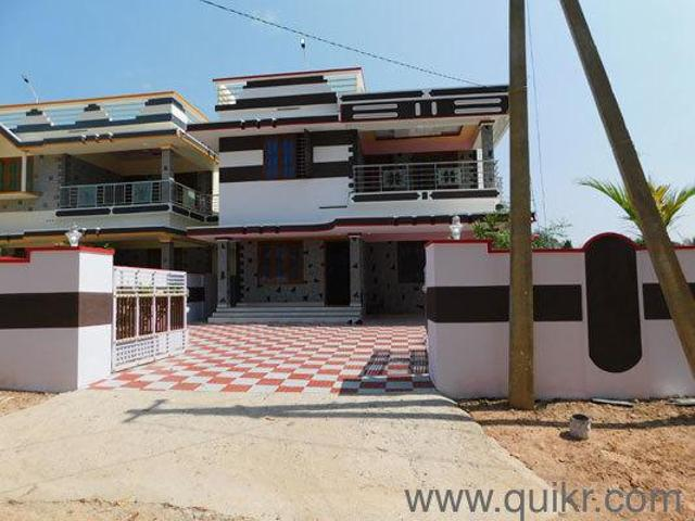 4 Bhk 2200 Sq. Ft Villa For Sale In Peyad, Trivandrum