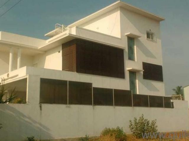 4 Bhk 4500 Sq  Ft Villa For Sale In Kmch City Center, Coimbatore