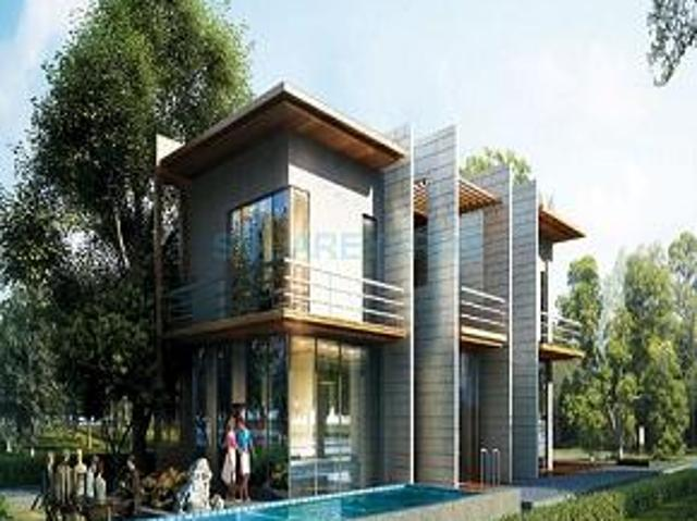 4 Bhk 4680 Sq. Ft. Villaoption C 1 For Sale In Bhasin Mist Bungalows At Rs 7864/sq. Ft, No...