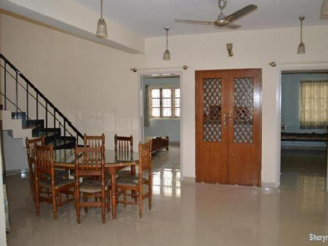 4 Bhk Villa Duplex Fully Furnished For Rent @ Electronic City Ph