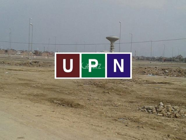 4 Marla Commercial Land For Sale In Lahore Al Rehmat Housing