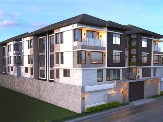 4 Storey Townhouse For Sale At New Manila Quezon City