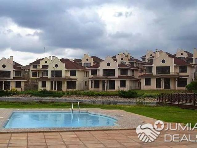 4 Townhouse For Rent