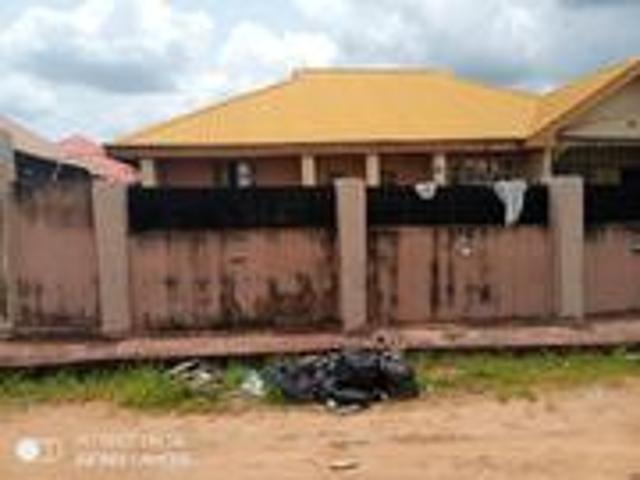 4bdrm Bungalow In Ngozika Estate, Awka For Sale