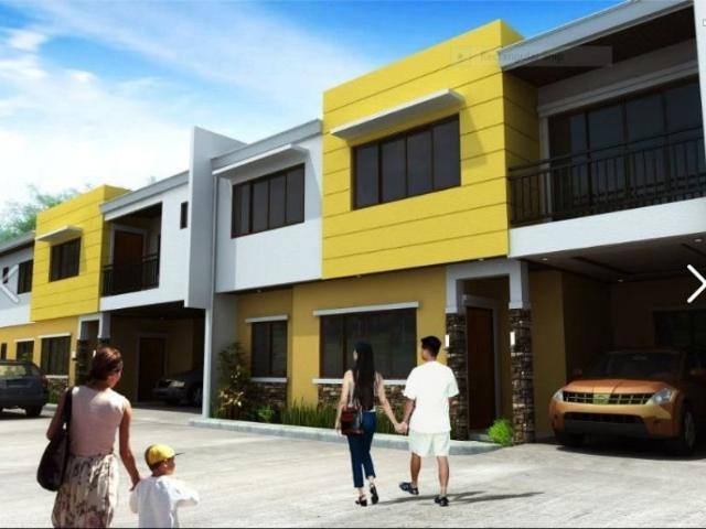 4bedroom Townhouse In Bulacao Talisay Southcityhomes
