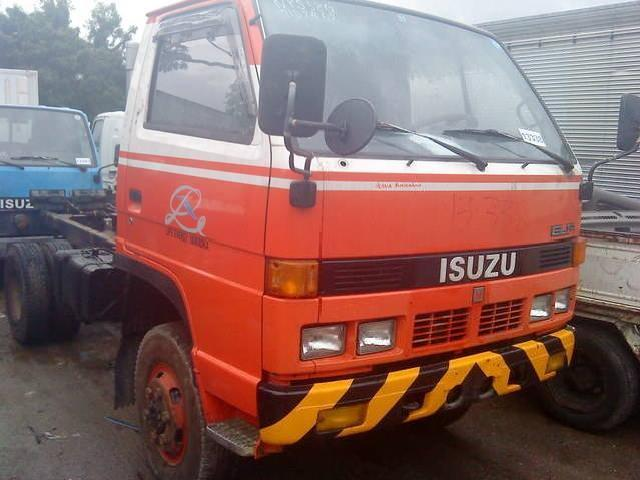 4x4 Isuzu Double Headlight 4be1 Engine