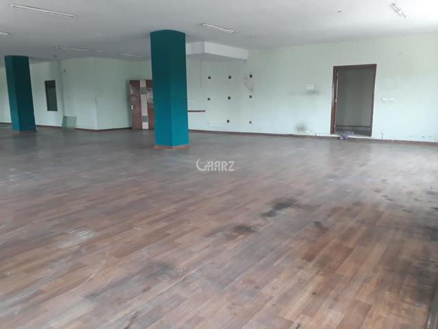 5000 Square Feet Commercial Space For Rent In Lahore Shaukat Khanum Hospital