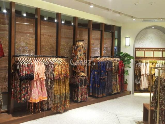 500 Square Feet Commercial Shop For Rent In Lahore Gulmohar Block