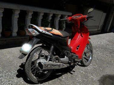 50 peso per day only own a honda wave 125 09233122427