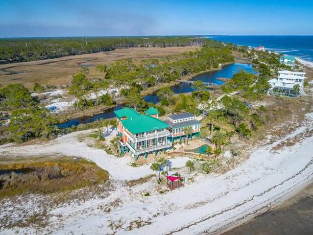 5200 Sq Ft Home On 18 Acre Private Estate Carrabelle, Florida