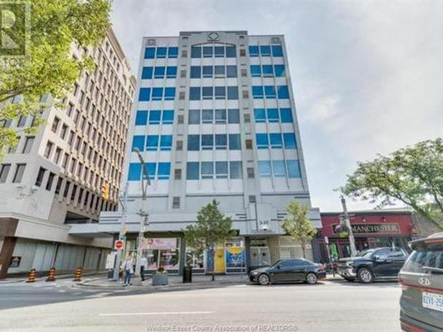 540 Ouellette Avenue Unit# 7f, Windsor, On, N9a 1b7 Condo For Sale | Listing Id 21012 | Ro...