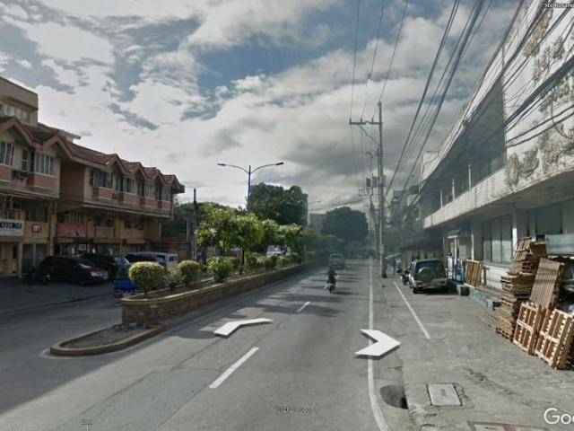561 Sqm Highly Commercial Corner Lot Property For Sale In Mandaluyong