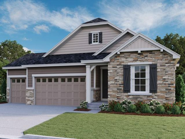 5 Bed, 2 Bath New Home Plan In Commerce City, Co