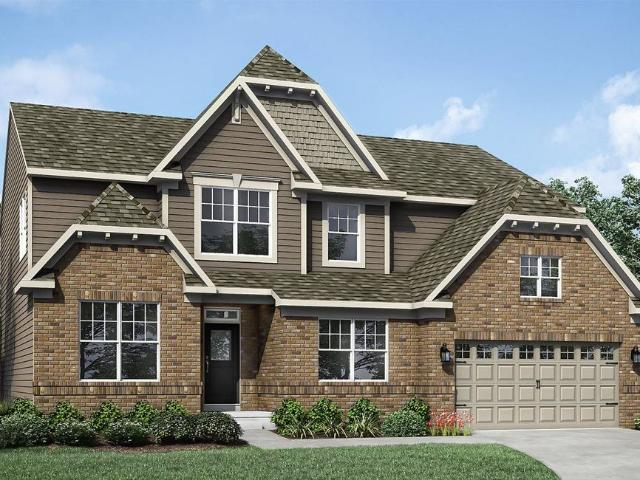 5 Bed, 2 Bath New Home Plan In Noblesville, In