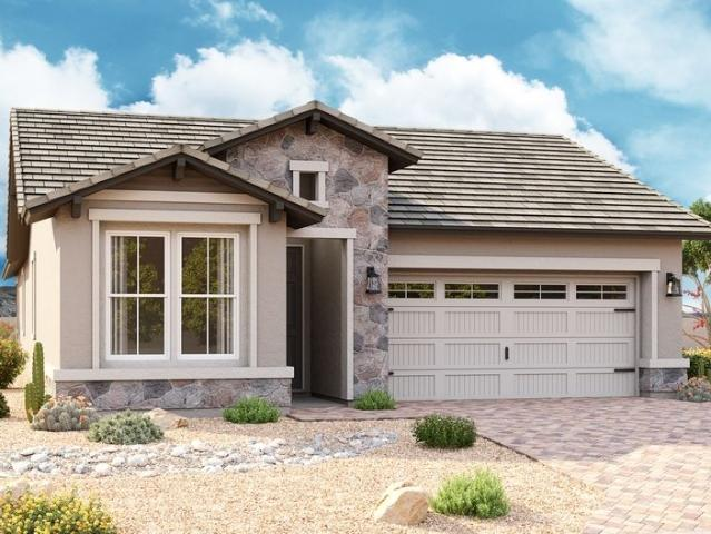 5 Bed, 2 Bath New Home Plan In Peoria, Az