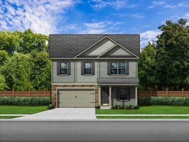 5 Bed, 3 Bath New Home Plan In Blythewood, Sc