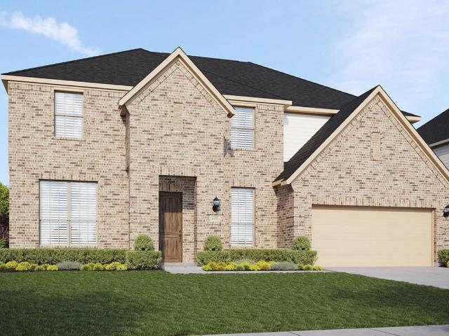 5 Bed, 3 Bath New Home Plan In Celina, Tx