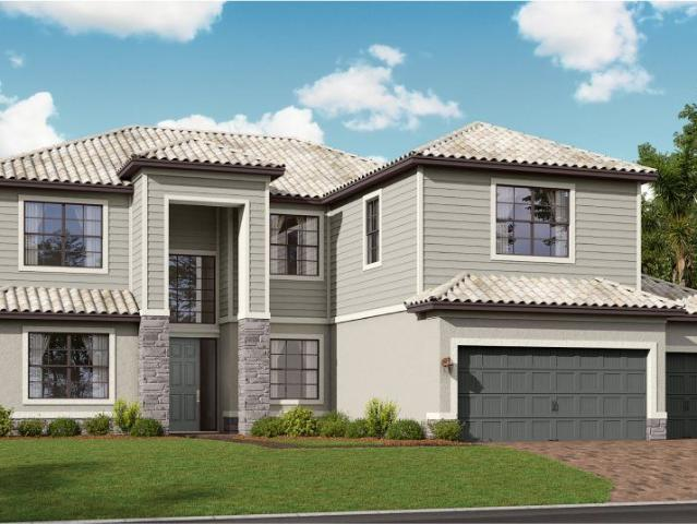 5 Bed, 3 Bath New Home Plan In Fort Myers, Fl