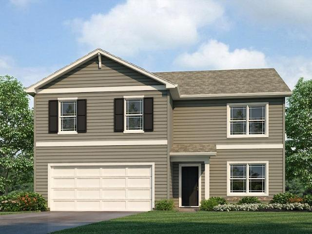 5 Bed, 3 Bath New Home Plan In Fort Wayne, In