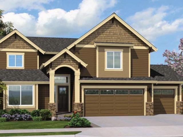 5 Bed, 3 Bath New Home Plan In Orting, Wa