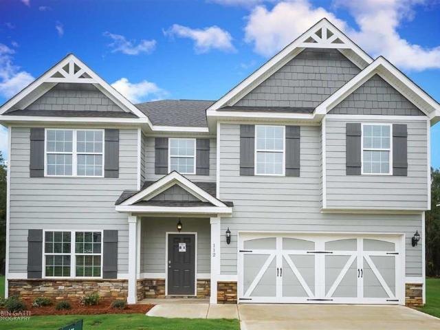 5 Bed, 3 Bath New Home Plan In Perry, Ga