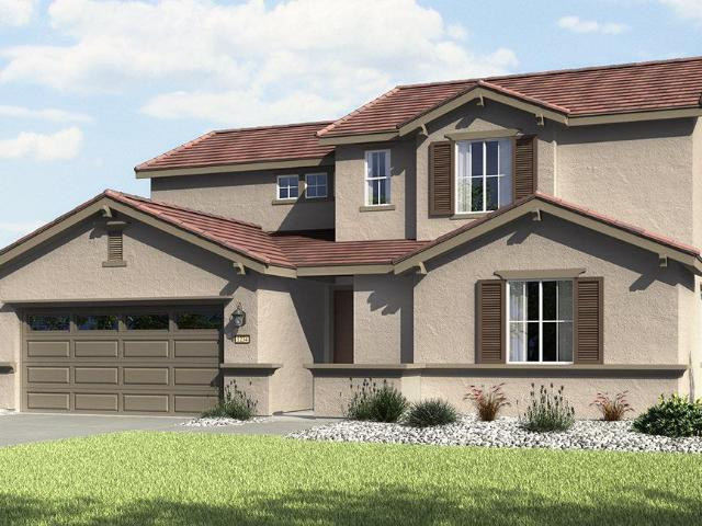 5 Bed, 3 Bath New Home Plan In Sparks, Nv
