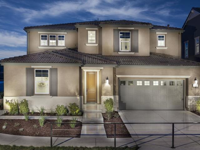 5 Bed, 3 Bath New Home Plan In Tracy, Ca