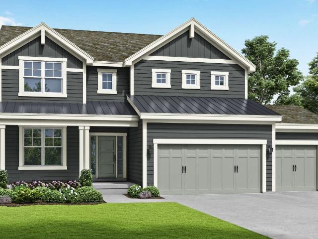 5 Bed, 3 Bath New Home Plan In Urbandale, Ia