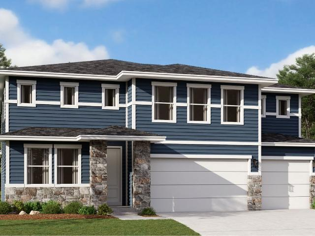 5 Bed, 3 Bath New Home Plan In West Valley City, Ut