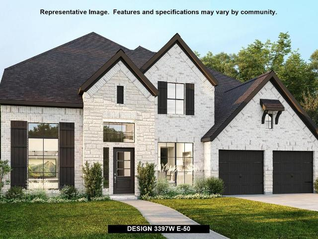 5 Bed, 4 Bath New Home Plan In Boerne, Tx