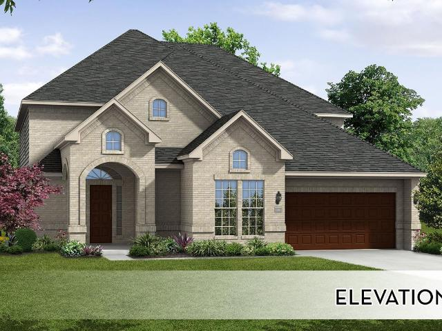 5 Bed, 4 Bath New Home Plan In Buda, Tx
