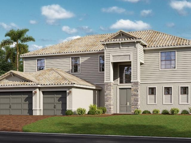 5 Bed, 4 Bath New Home Plan In Fort Myers, Fl