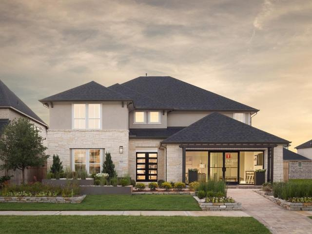 5 Bed, 4 Bath New Home Plan In Fulshear, Tx