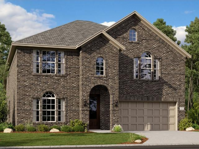 5 Bed, 4 Bath New Home Plan In Garland, Tx