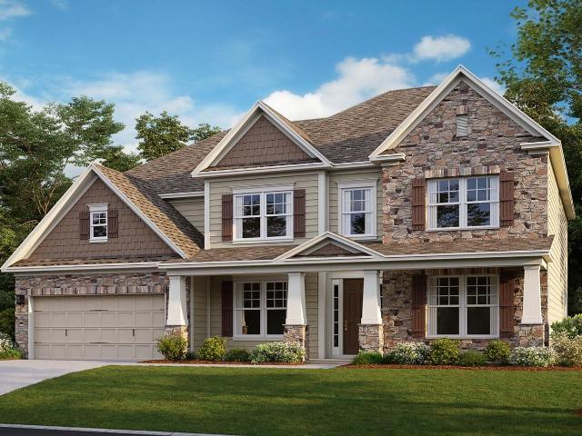 5 Bed, 4 Bath New Home Plan In Indian Land, Sc