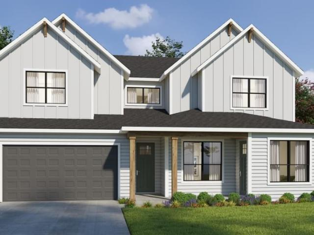 5 Bed, 4 Bath New Home Plan In Kyle, Tx