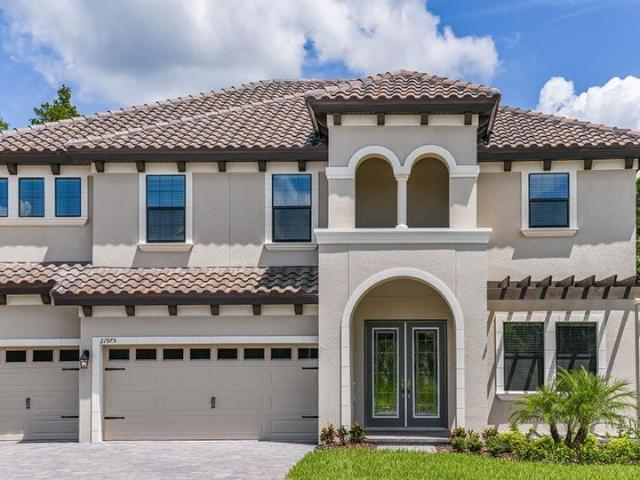 5 Bed, 4 Bath New Home Plan In Land O' Lakes, Fl