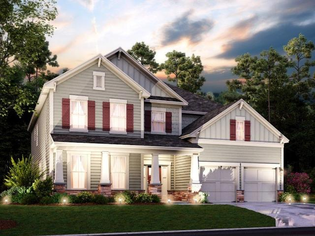 5 Bed, 4 Bath New Home Plan In Mableton, Ga