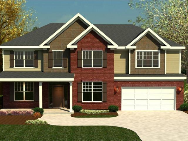 5 Bed, 4 Bath New Home Plan In North Augusta, Sc