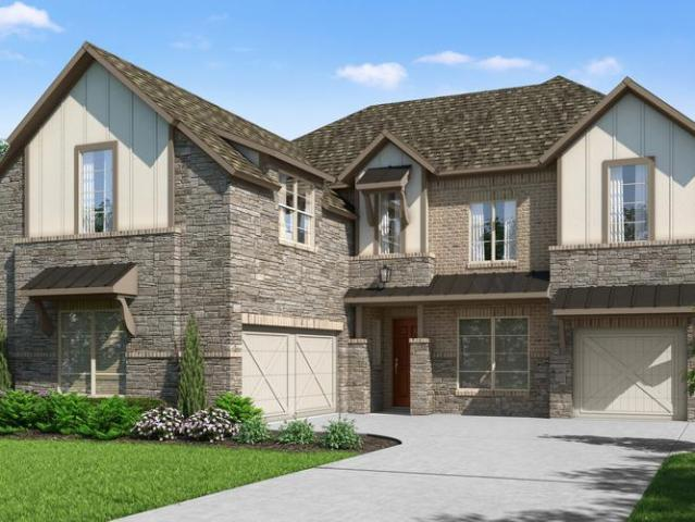 5 Bed, 4 Bath New Home Plan In Rockwall, Tx