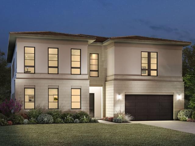5 Bed, 5 Bath New Home Plan In Chatsworth, Ca
