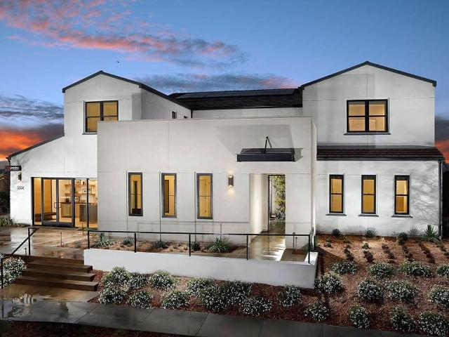 5 Bed, 5 Bath New Home Plan In San Diego, Ca