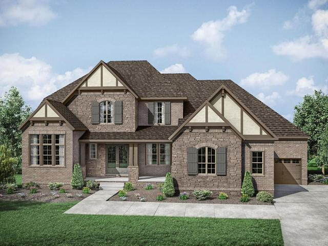 5 Bed, 5 Bath New Home Plan In Thompsons Station, Tn